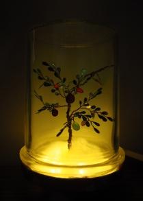 Lit Christmas Tree 2