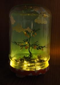 Lit Lemon Tree 2